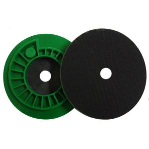 """Suporte Adaptador Caracol 5"""" c/ Velcro"""