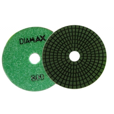 "Lixa Diamantada Diamax 5"" Flex"