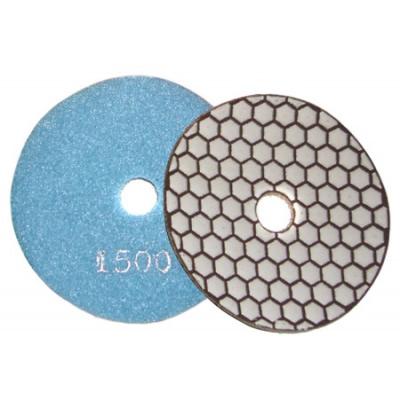 Lixa Diamantada Diamax a seco 4