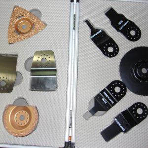 Kit Acessorios P/ Lixadeira Multipler