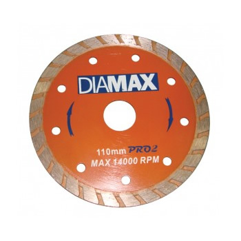 Disco Diamax 110 mm Turbo Pró 2