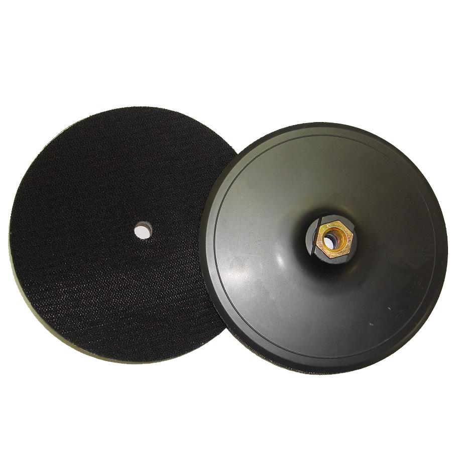 "Suporte Velcro 7""Diamax Plastico rígido"