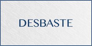 Desbaste